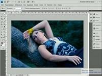 Как менять цвет в фотошопе
