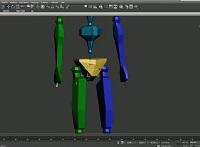 Анимация в 3d max