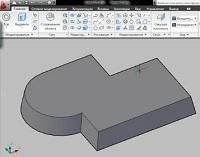 AutoCAD моделирование