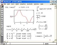 Решение уравнений в MathCAD
