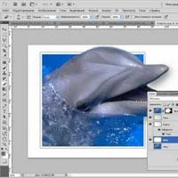 Эффект объемной фотографии в фотошопе (видео урок)