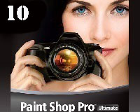 Corel PaintShop Photo Pro X3 (часть 10) (видео уроки)
