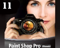 Corel PaintShop Photo Pro X3 (часть 11) (видео уроки)