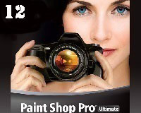 Corel PaintShop Photo Pro X3 (часть 12) (видео уроки)