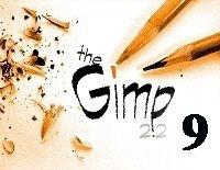 GIMP уроки для начинающих (часть 9) (видео онлайн)