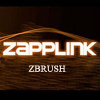 Уроки Zbrush. Работа с плагином Zapplink (онлайн видео)