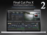Уроки Final Cut Pro X ч.2 (онлайн видео)