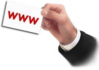Создание сайта-визитки за полчаса - обучающее видео