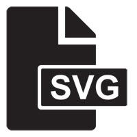 Как работать с форматом SVG - видео урок