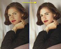 Обработка портрета в Photoshop