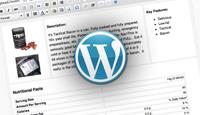 Темы оформления для WordPress
