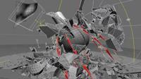 Динамические структуры в Cinema 4D