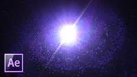 Создание галактики в After Effects