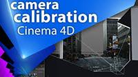 Тег Camera Calibrator для Cinema 4D