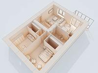 Создание квартиры от плана до мебели