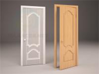 3D моделирование деревянной двери в AutoCad