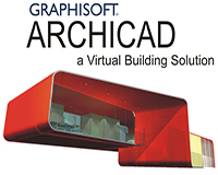 Основные инструменты работы в ArchiCad