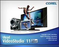 Создание проекта и нарезка видео в Ulead Video Studio 11