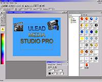 Создание титров в Ulead Media Studio