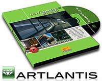 Создание текстуры и материалов в Artlantis Studio