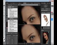 Ретушь портрета в редакторе Photoshop