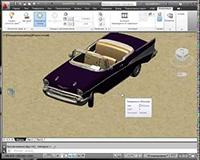 Принципы визуализации в программе AutoCAD