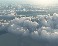 Создание красивых облаков в Cinema 4D