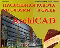 Слои в ArchiCAD