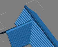 Обзор плагина Batzal Roof Designer для 3D Max