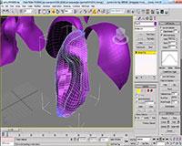Моделирование цветов в 3Ds MAX