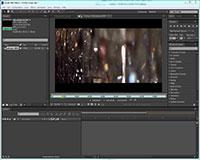 Пост-обработка отснятого видео в After Effects